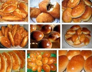 6 рецептов быстрых и вкусных пирожков фото