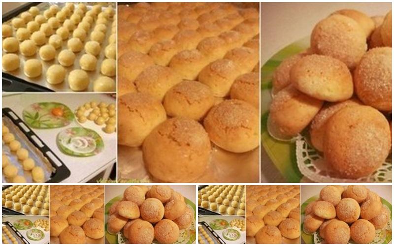 Приготовить простое печенье дома