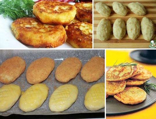 драники из картошки простой рецепт и фото