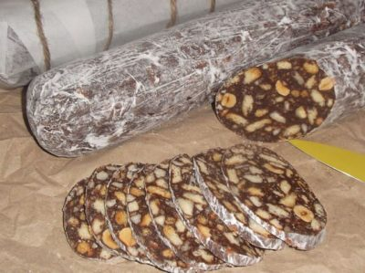 shokoladnaea colbaska foto1