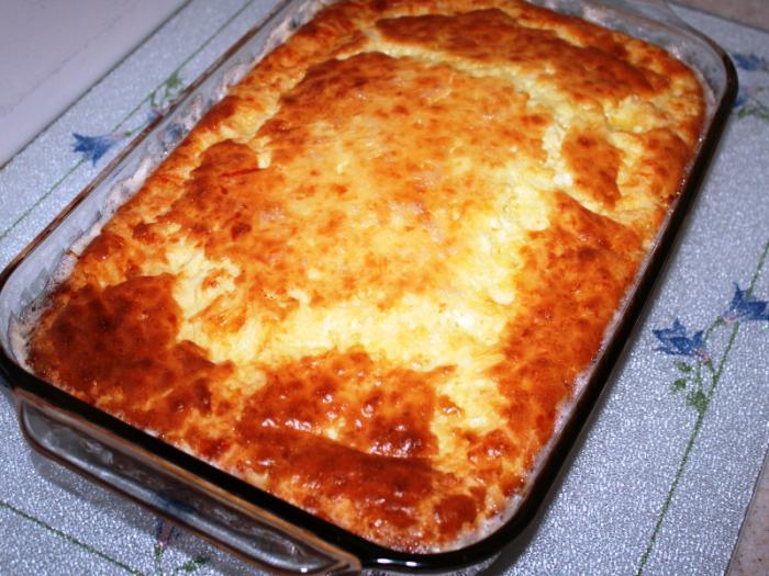 Рецепты как готовить запеканку