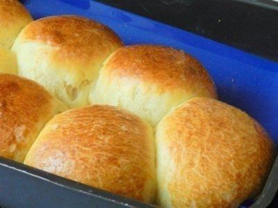 Творожные булочки — нереально мягкие