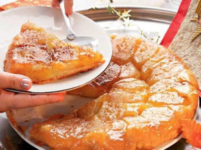 Пирог «Татен»