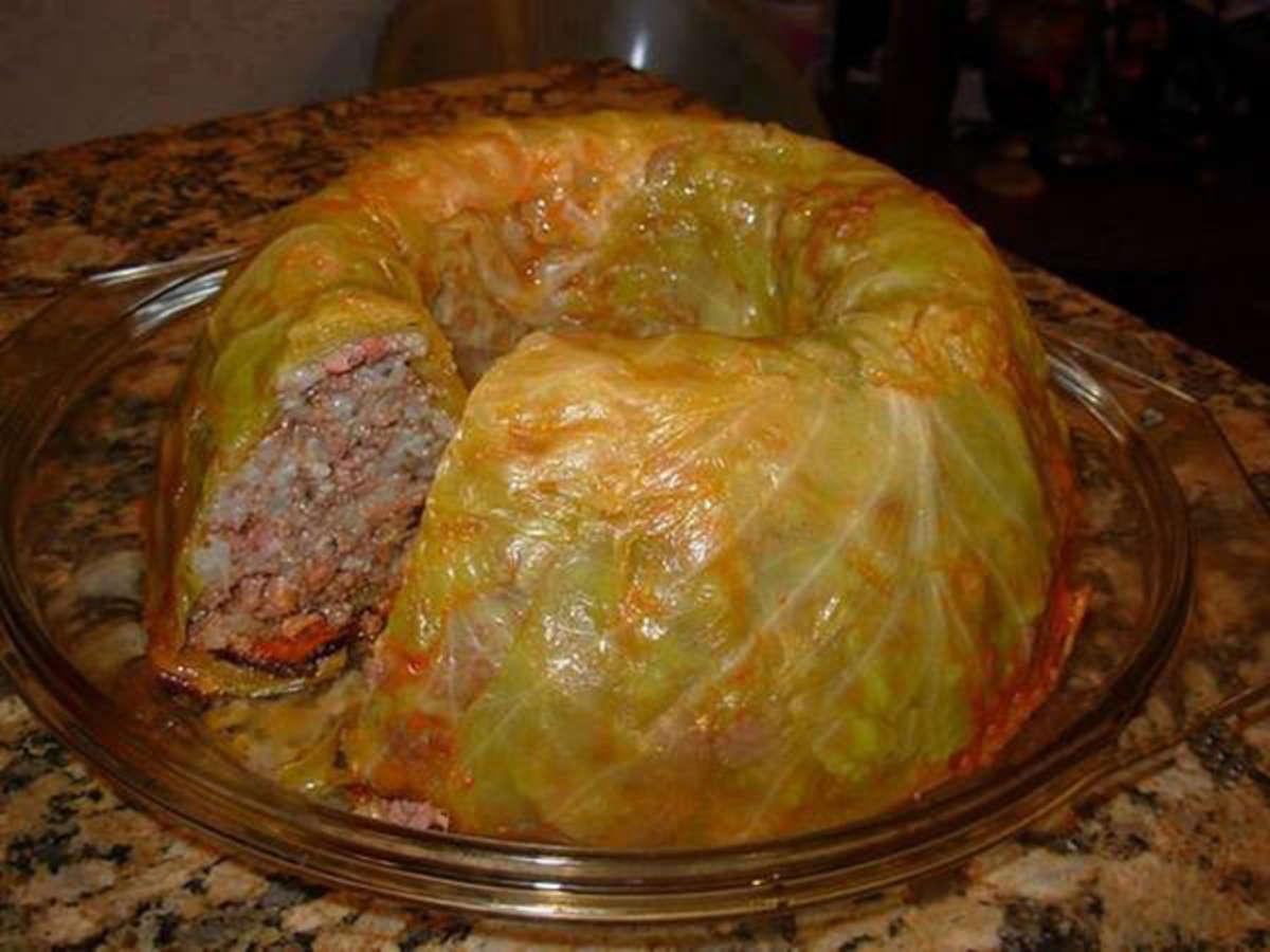 Голубцы из капусты пошаговый рецепт с фото