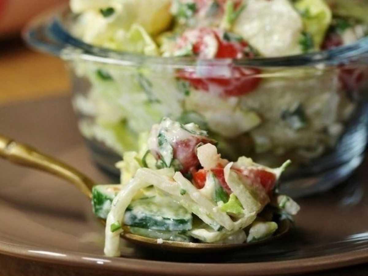 Рыбные праздничные салаты рецепты 48