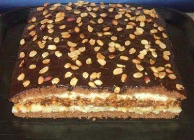 Торт «Домашний»