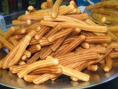 Испанские пончики Чуррос