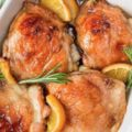 Лучший в мире способ приготовления курочки! Курица в апельсинах! Цaрь стола!
