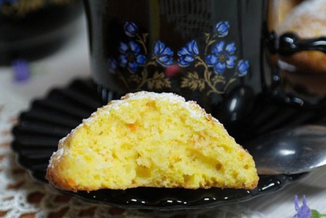 Печенье с тыквой. Мягкое, нежное, бисквитное печенье готовить легко и просто.