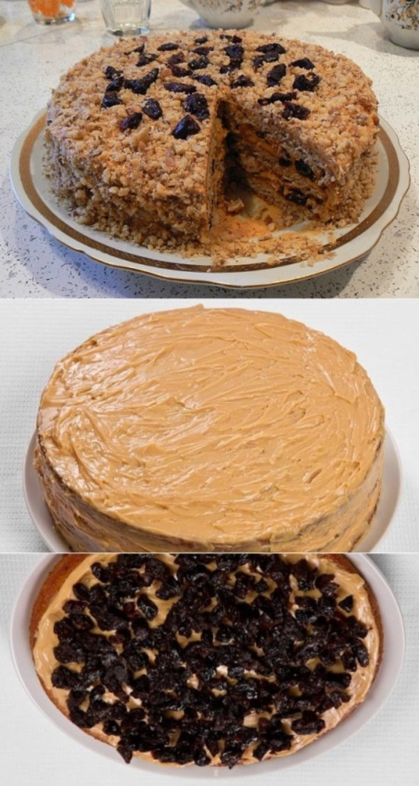 "Торт ""Живоглот"" нравятся всем без исключения! Вкусно!"