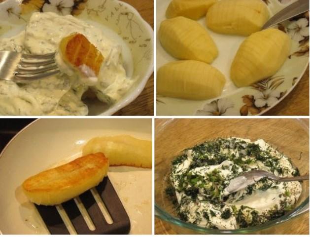 Невероятно вкусный и простой рецепт картошки для праздничного стола! Готовить легко и просто, а получается великолепно - сытно, ароматно, вкусно-превкусно.