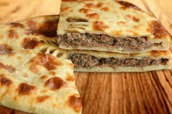 РЕЦЕПТ МОЕЙ СВЕКРОВИ: Осетинские пироги с мясом.