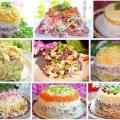 9 лучших салатов