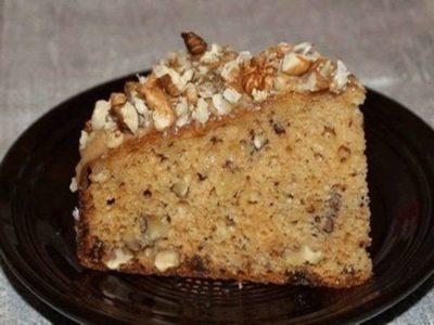 Восхитительный пирог «Лень-матушка