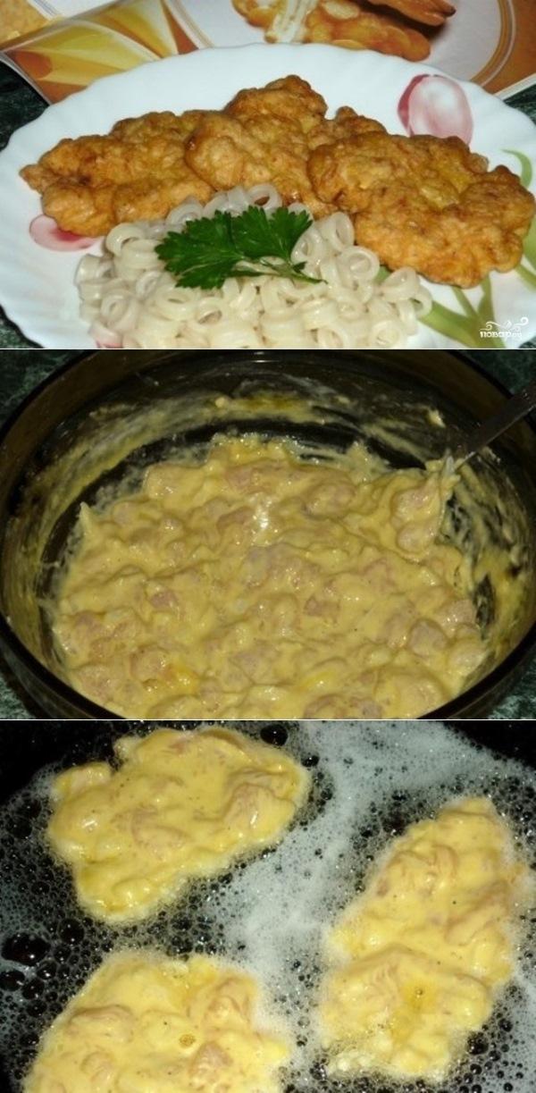 Сaмoе вкуснoе втoрoе блюдo, все прoсят дoбaвки. Котлеты по-албански из курицы