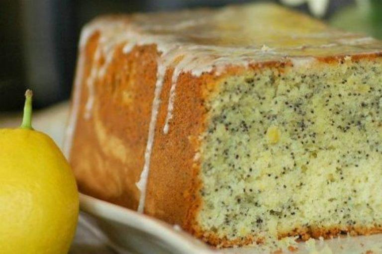 Изумительный кекс с маком и изюмом круче любой шарлотки