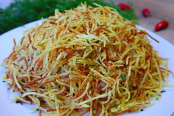 Хрустящий салат Муравейник! Невозможно остановиться!