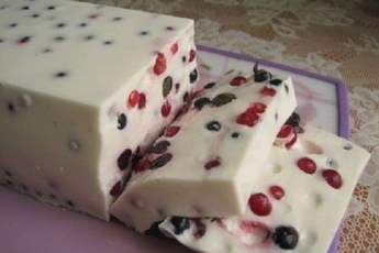 ПРОРЫВ ГОДА. Сметанный десерт с ягодами