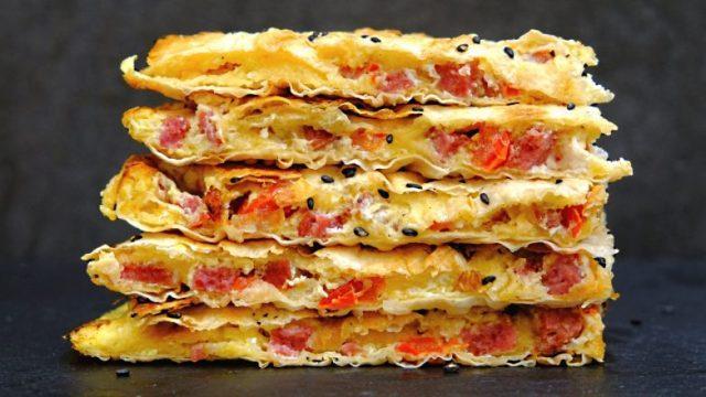 Вкуснятина на завтрак за 15 минут: быстрый и вкусный рецепт из лаваша