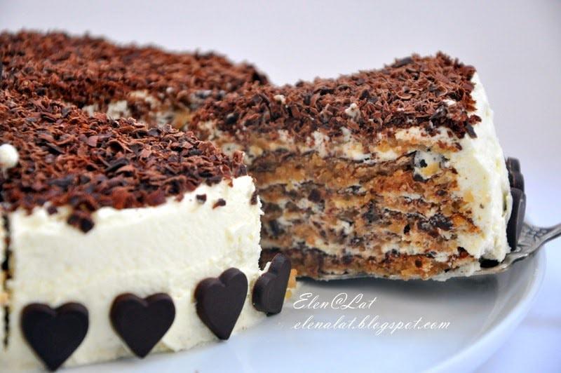 Аппетитный ореховый торт: минимум муки, отсутствие масла и максимум удовольствия