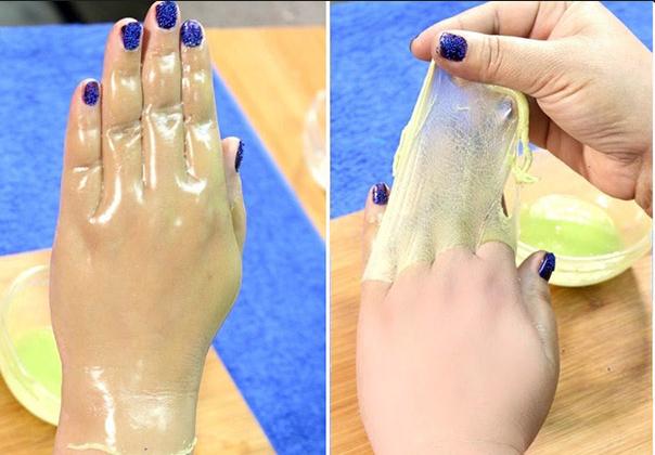 Теперь это мой любимый метод, кожа белоснежная, гладкая-гладкая!