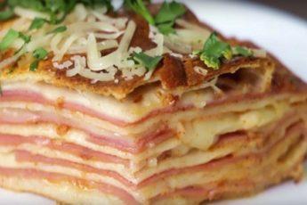 Бесподобно вкусная закуска из лаваша: готовим за 15 минут