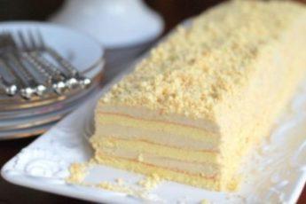 Торт «Славянка» с невероятно вкусным кремом