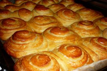 Рецепт безумно вкусных булочек из особого теста 1