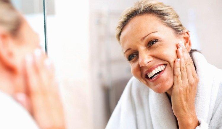 Убирает стянутость! Омолодить лицо на 10 лет помогут 4 обыкновенных ингредиента 7