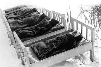 Для чего детей в садиках СССР выносили спать на улицу 1
